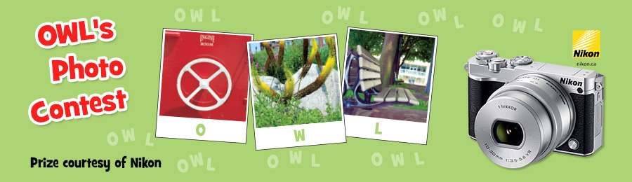 OWL Photo Contest: Banner