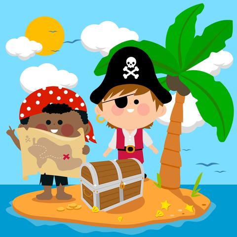 chickaDEE Magazine: Talk Like a Pirate Day