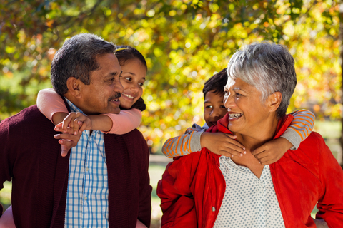 chickaDEE Magazine: Happy Grandparents Day!