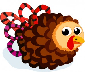 Pinecone Turkey
