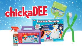 chickadee magazine snowless snowman contest button