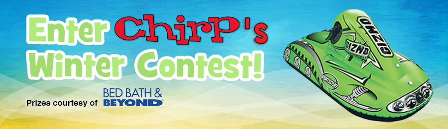 chirp magazine winter contest