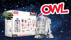OWL star wars contest button