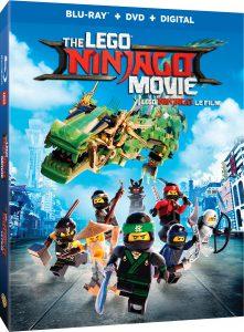 The LEGO Ninjago Movie (CAN) Box Art
