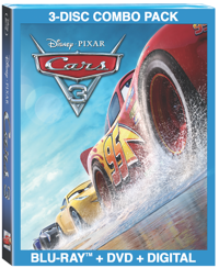 Chirp Magazine: Cars 3 Giveaway