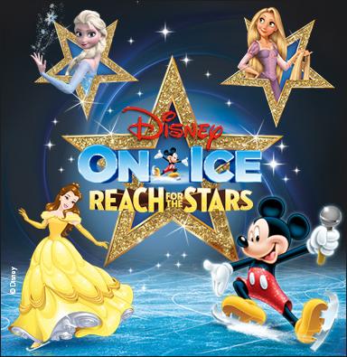 Chirp Magazine: Disney on Ice Contest