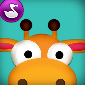 Peek-a-Zoo app review