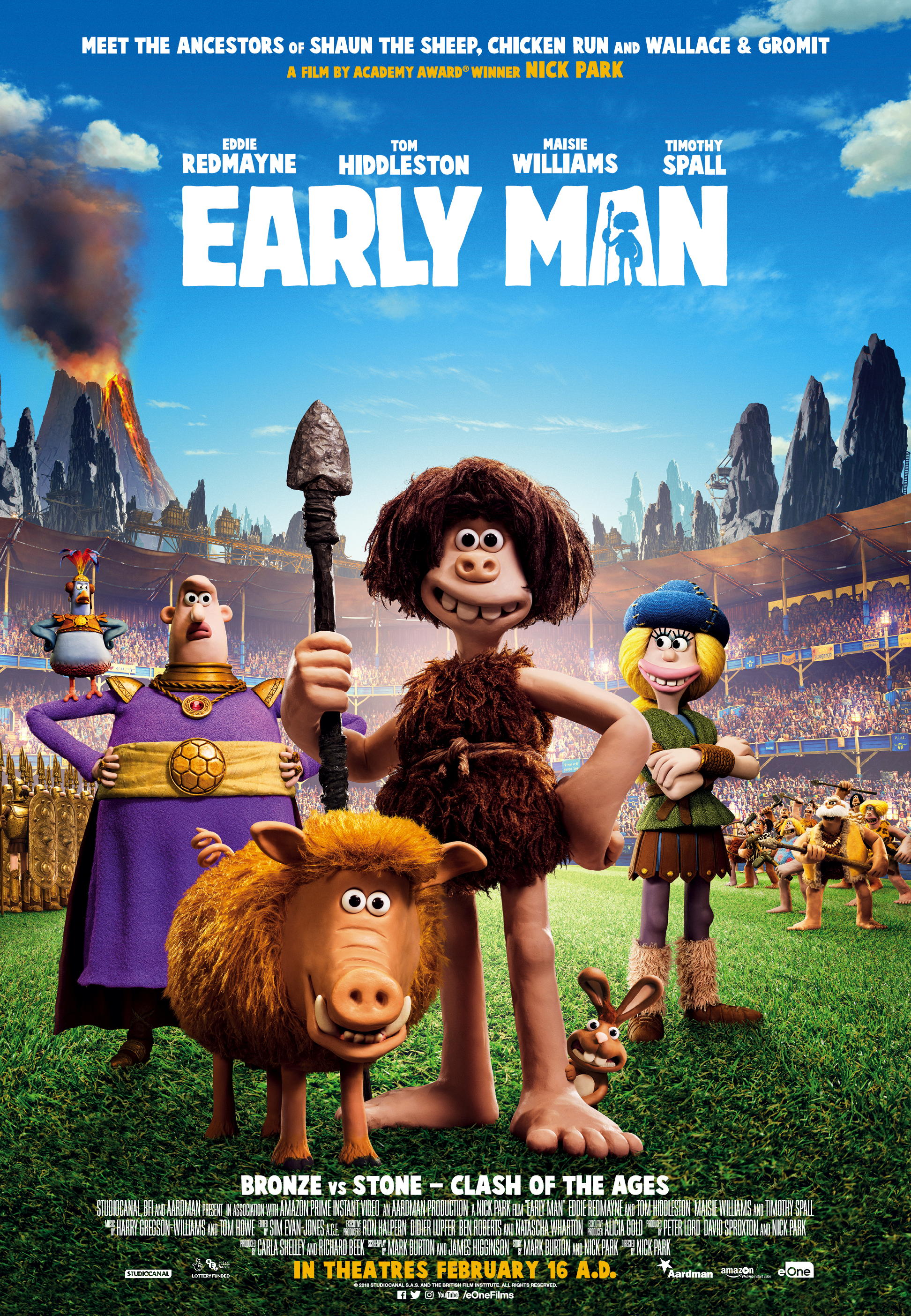 chickaDEE Magazine: Early Man Contest