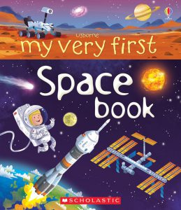 Chirp Magazine: Space Book Recommendation