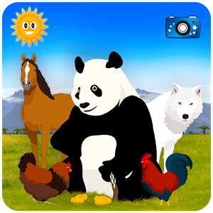 app review Wildlife & Farm Animals - Game For Kids 2-8 years