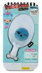 chickadee magazine: Smooshins Color Pouch Refill Blue FW PKG 0001