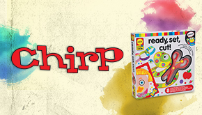 Chirp Magazine: Crafty Contest Button