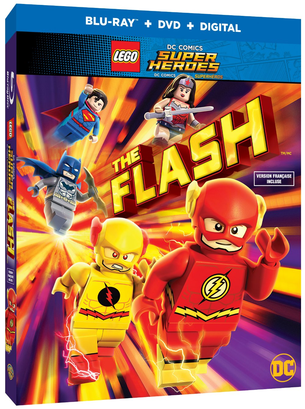 LDCSH The Flash Canada Box Art
