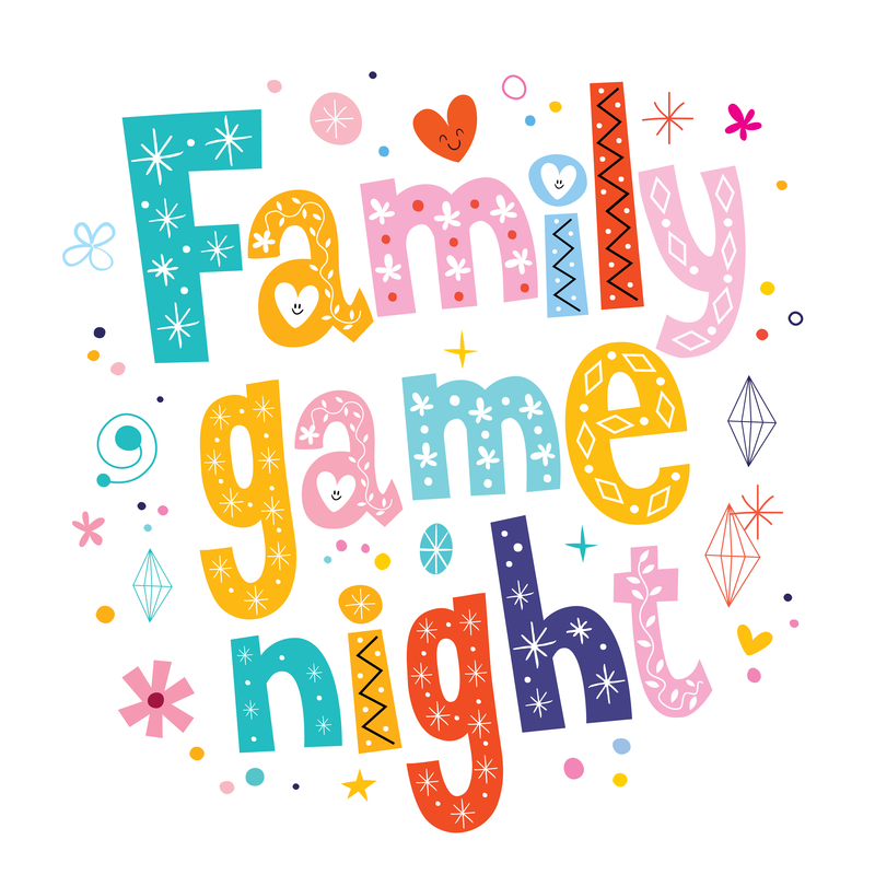 Chirp Magazine: Family Game Night