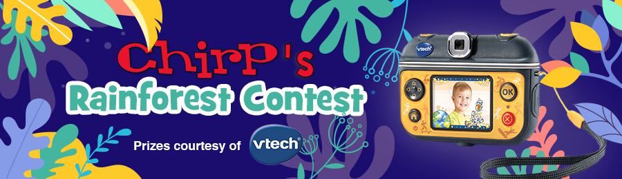 Chirp Magazine: Rainforest Contest