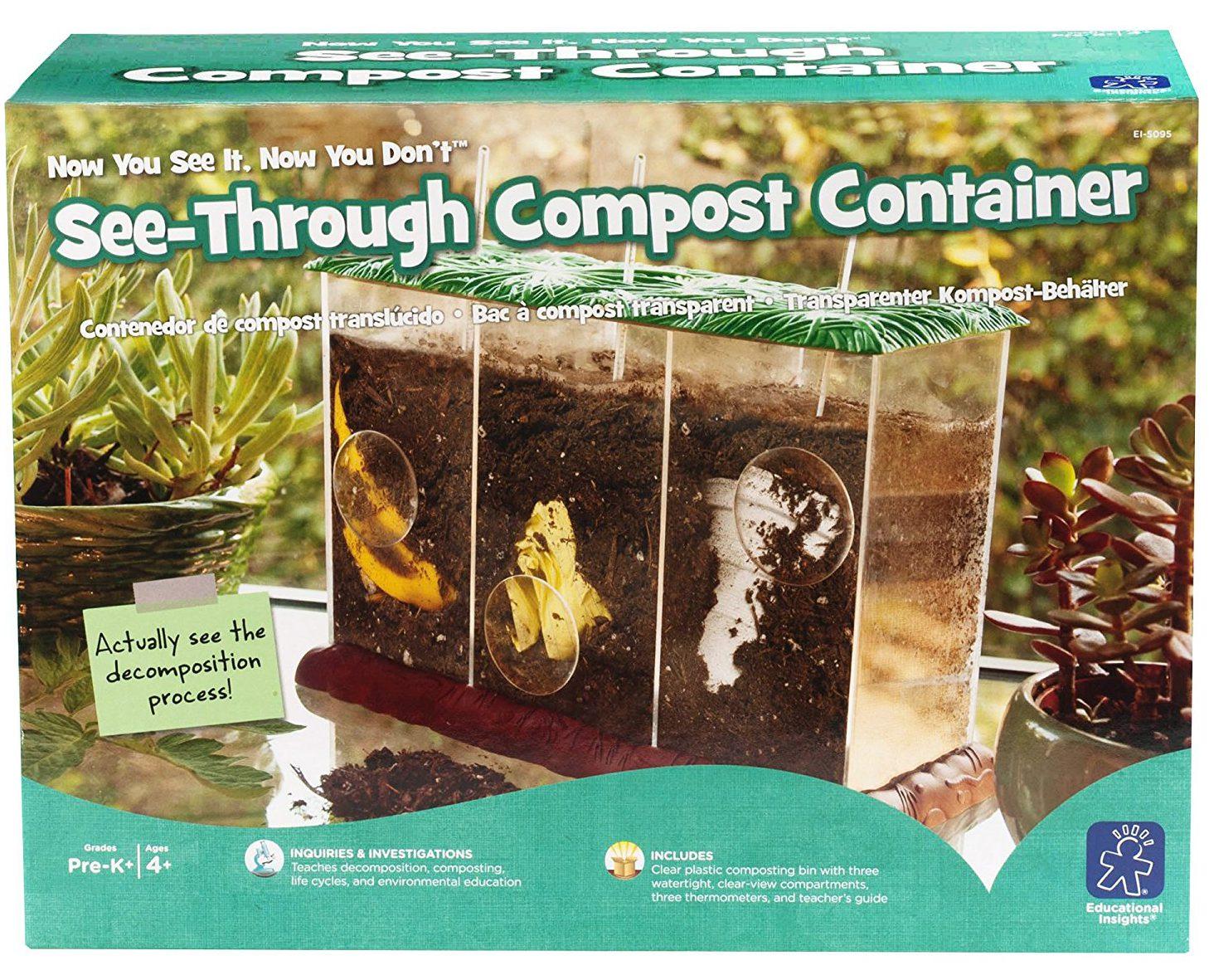 chickaDEE Magazine: Get Composting Contest