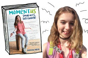 Vivian and Momentus book
