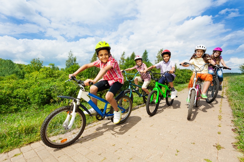 Try these fun tips to celebrate Bike Month! (Dreamstime)