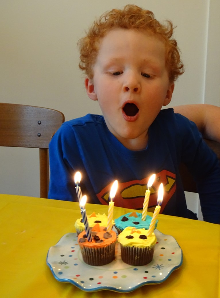 Asher, 5