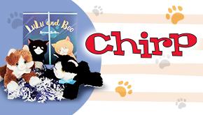 Chirp Kitten Contest Button