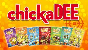 chickaDEE Magazine: Jon Le Bon Spy Name Contest Button