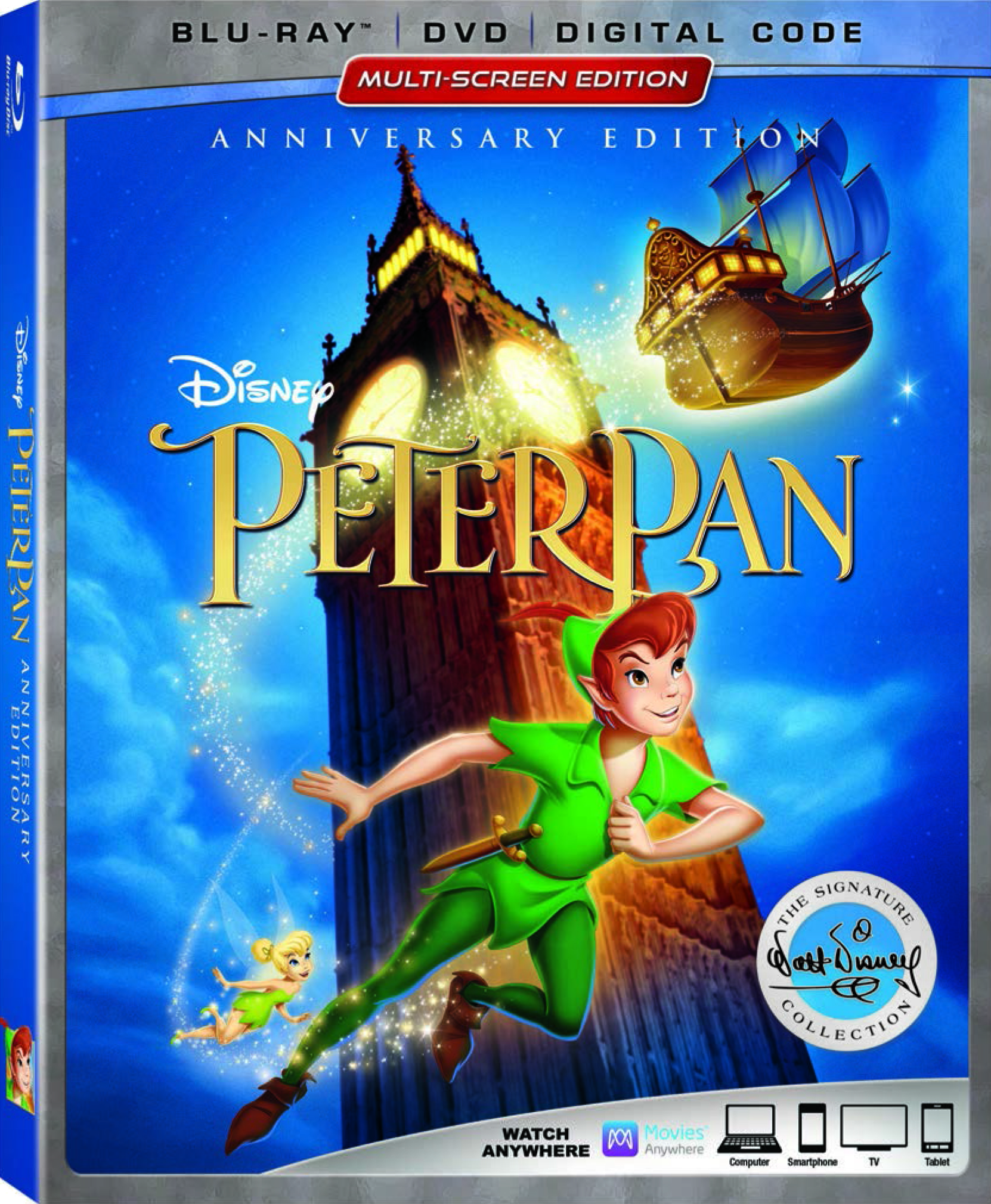 chickadee magazine: Peter Pan Movie Giveaway