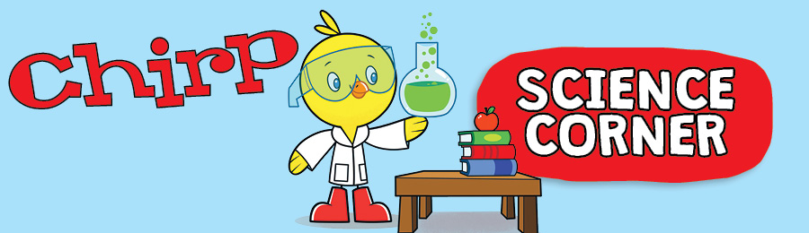 Chirp Science Corner Web Banner
