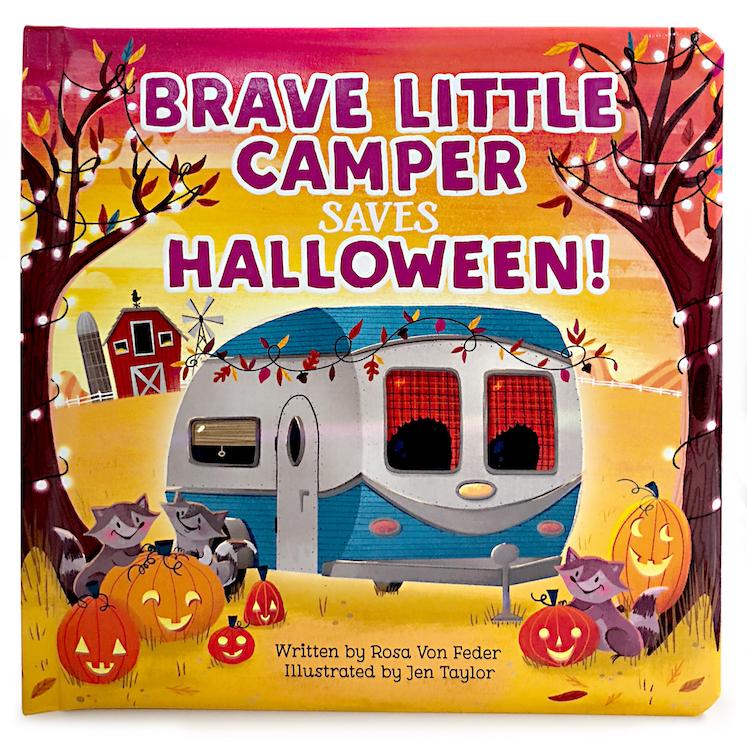 Brave Little Camper Saves Halloween_9781680521726