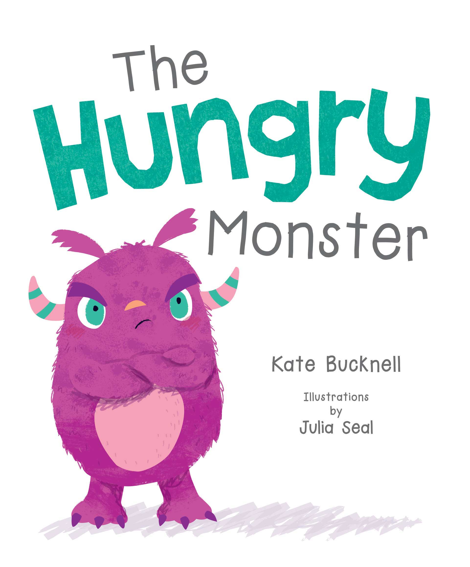 The Hungry Monster_9781486715206