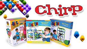 Chirp Magazine: Contest Button