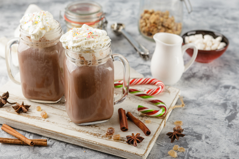 Chirp Magazine: Frozen Hot Chocolate