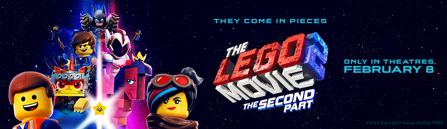 Owlkids: The Lego Movie 2 Contest