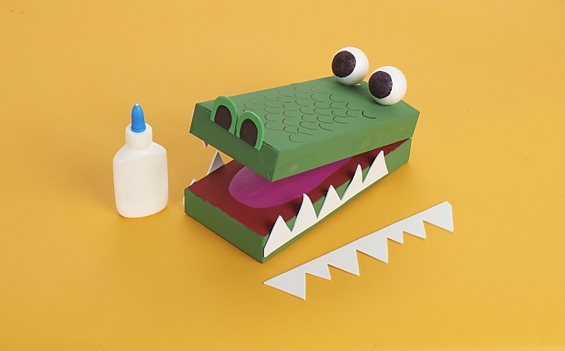 Croc Puppet