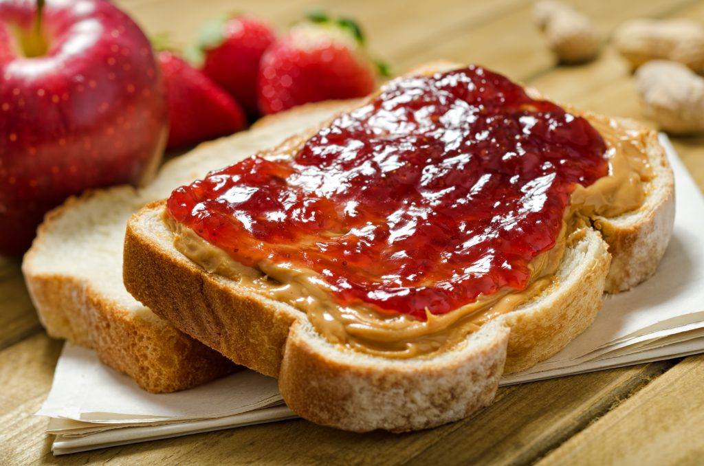 peanut butter and jelly day