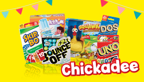 Chickadee Magazine: Birthday Card Contest Button