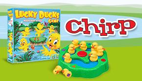 Chirp Magazine: Bird Contest Button