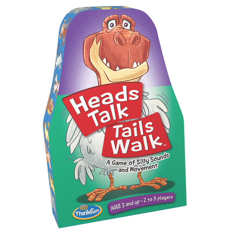 Heads Talk Tails Walk Game
