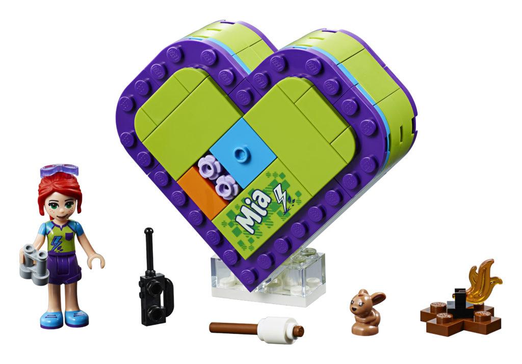 Chickadee Blog: LEGO Friends Mia's Heart Box