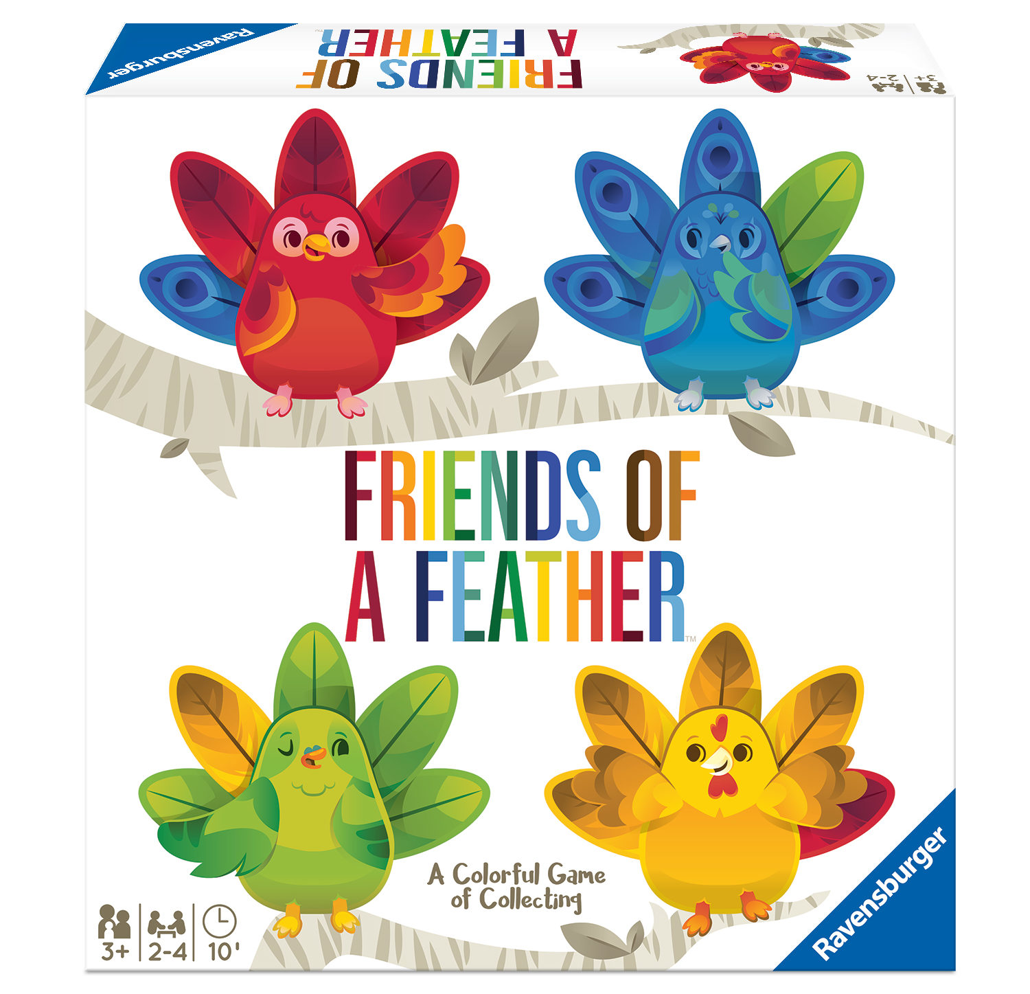 Chirp Blog: Friends of a Feather Contest