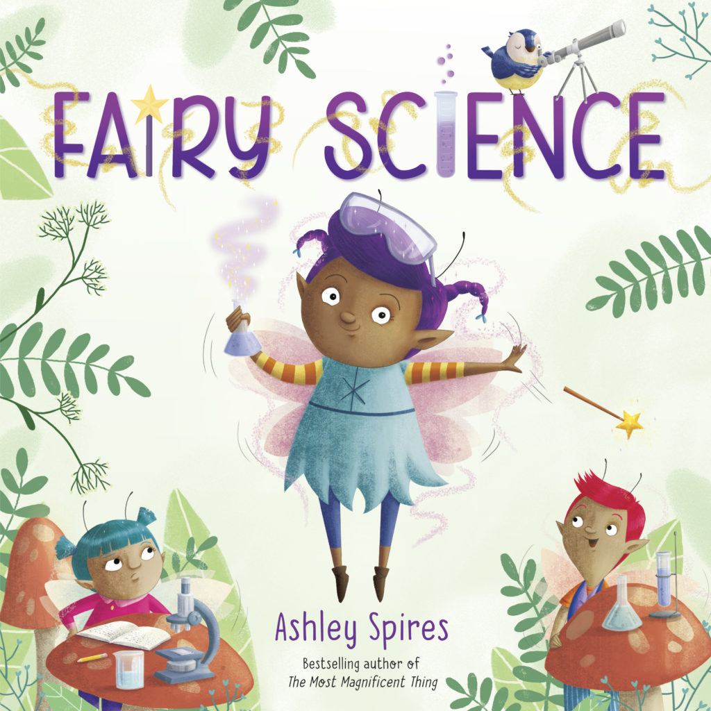 Chickadee: Fairy Science