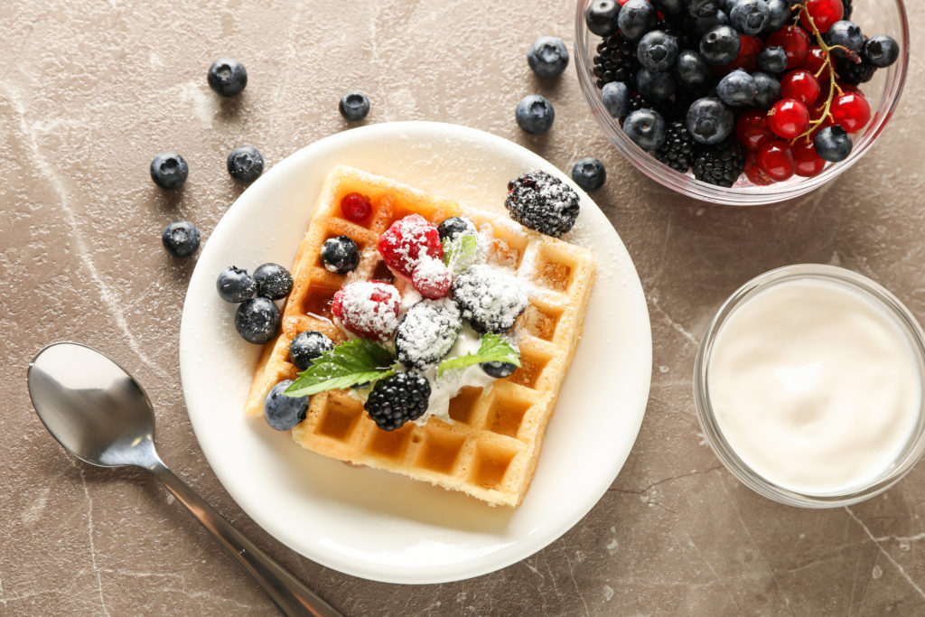 Chirp Recipe: Waffles