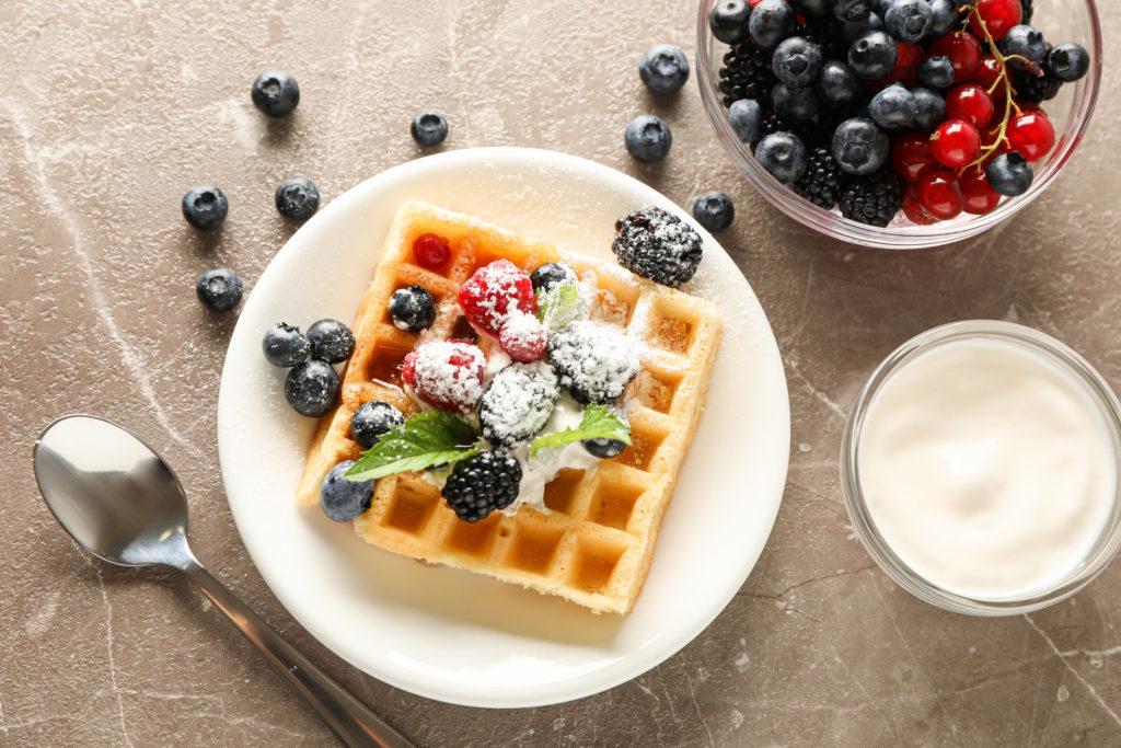Chirp Recipe: Waffles