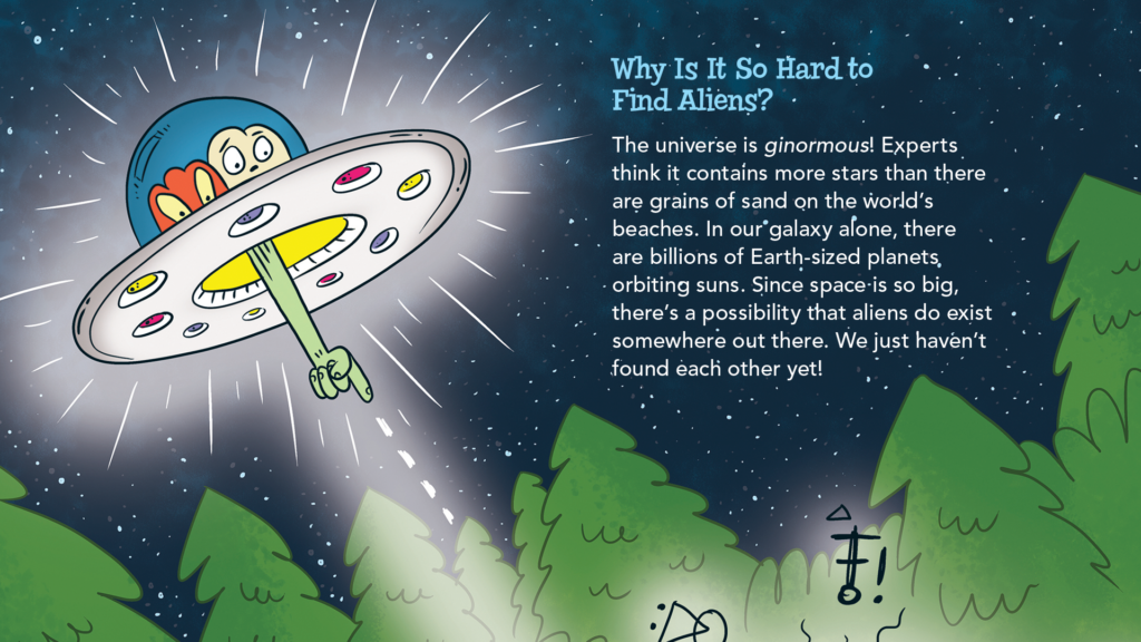 Chickadee Blog: Aliens