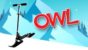 OWL Magazine: Contest Button