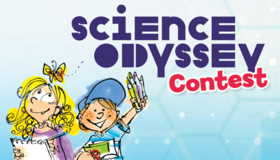 Science Odyssey: Button