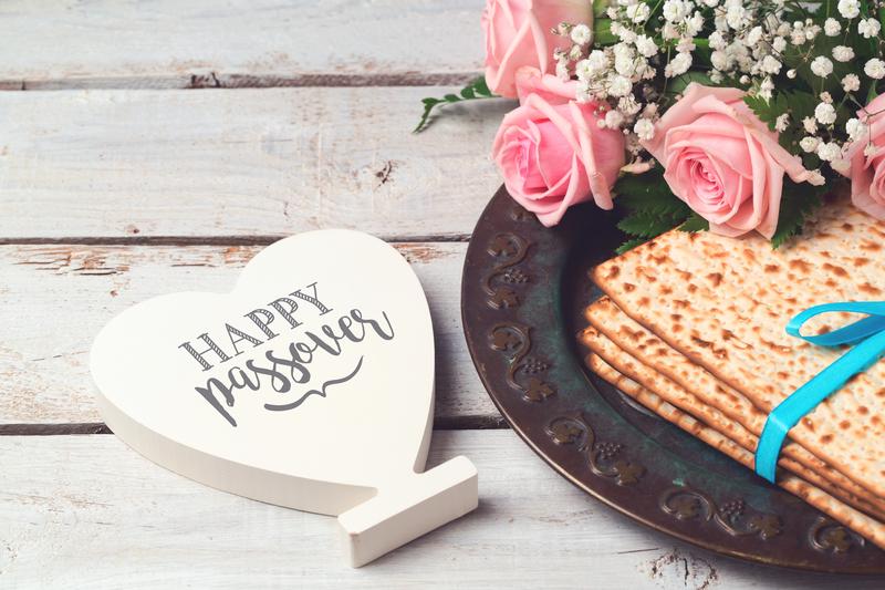 Chirp blog: happy passover