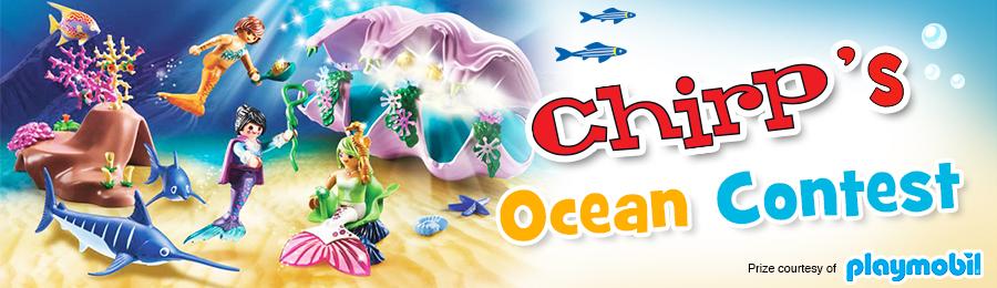 Chirp Magazine: Contest Banner