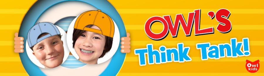 OWL Magazine: Think Tank Banner